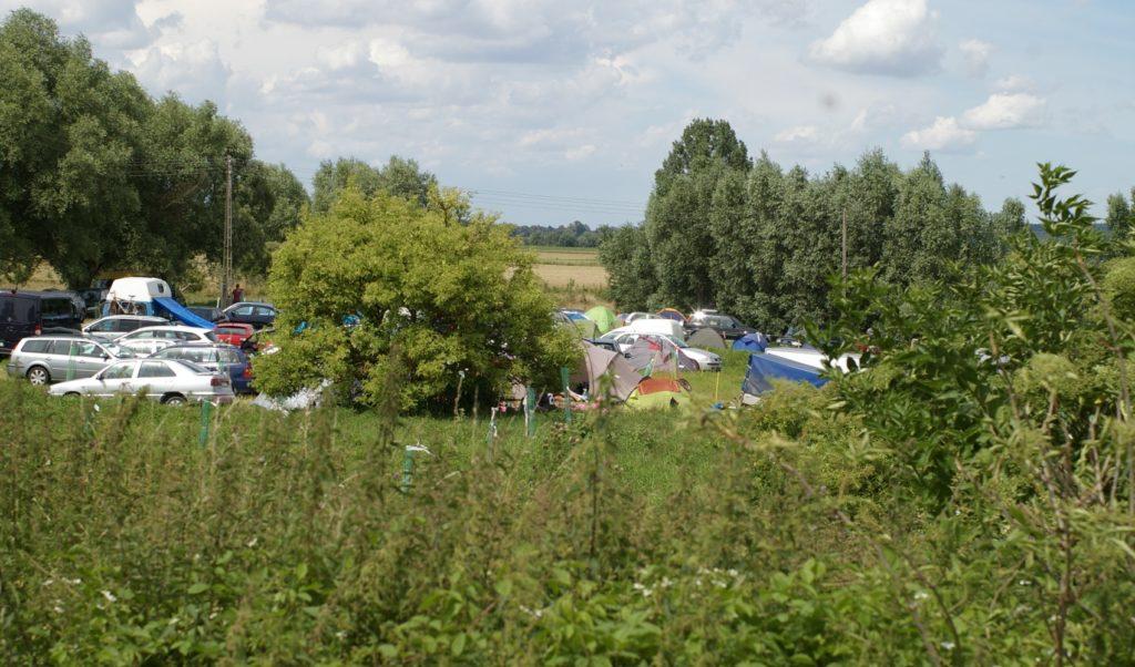 i trochę widoków na namioty